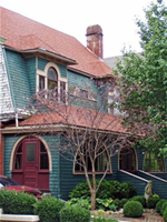 Home in West Central Historic District
