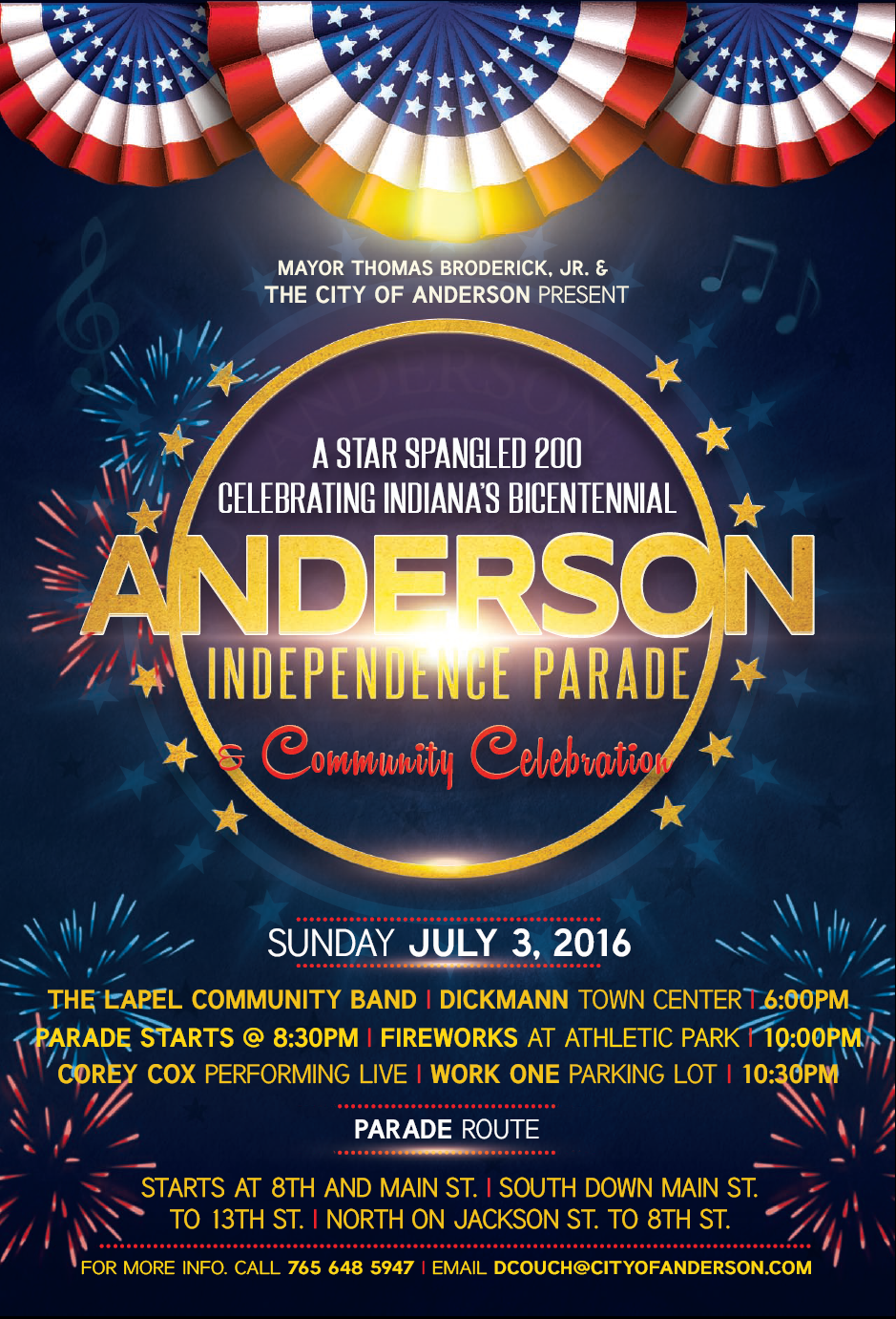 parade flyer png