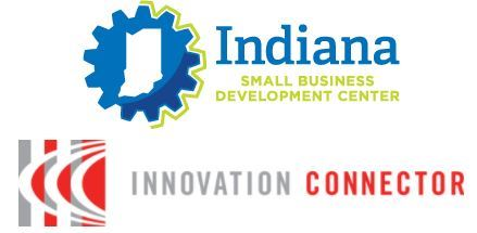 ISBDC with Innovation Connector Logo