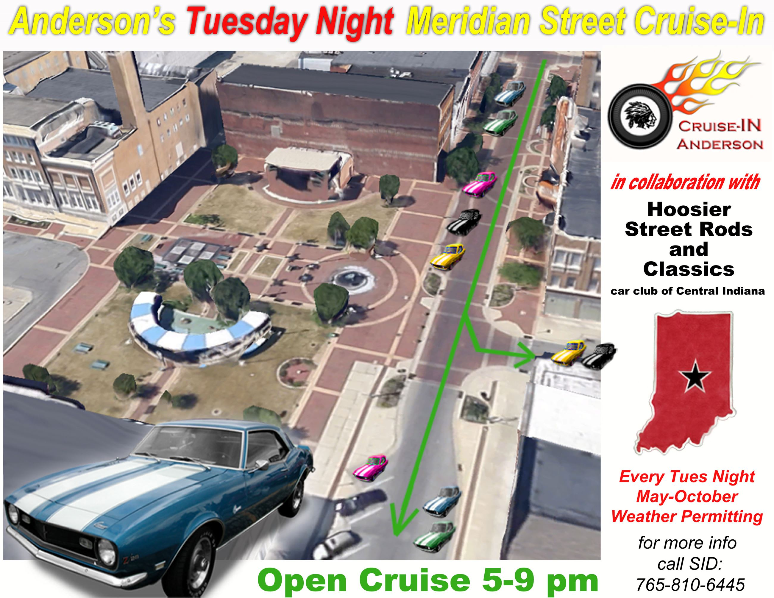Anderson Tuesday Night Cruise IN Flyer-1