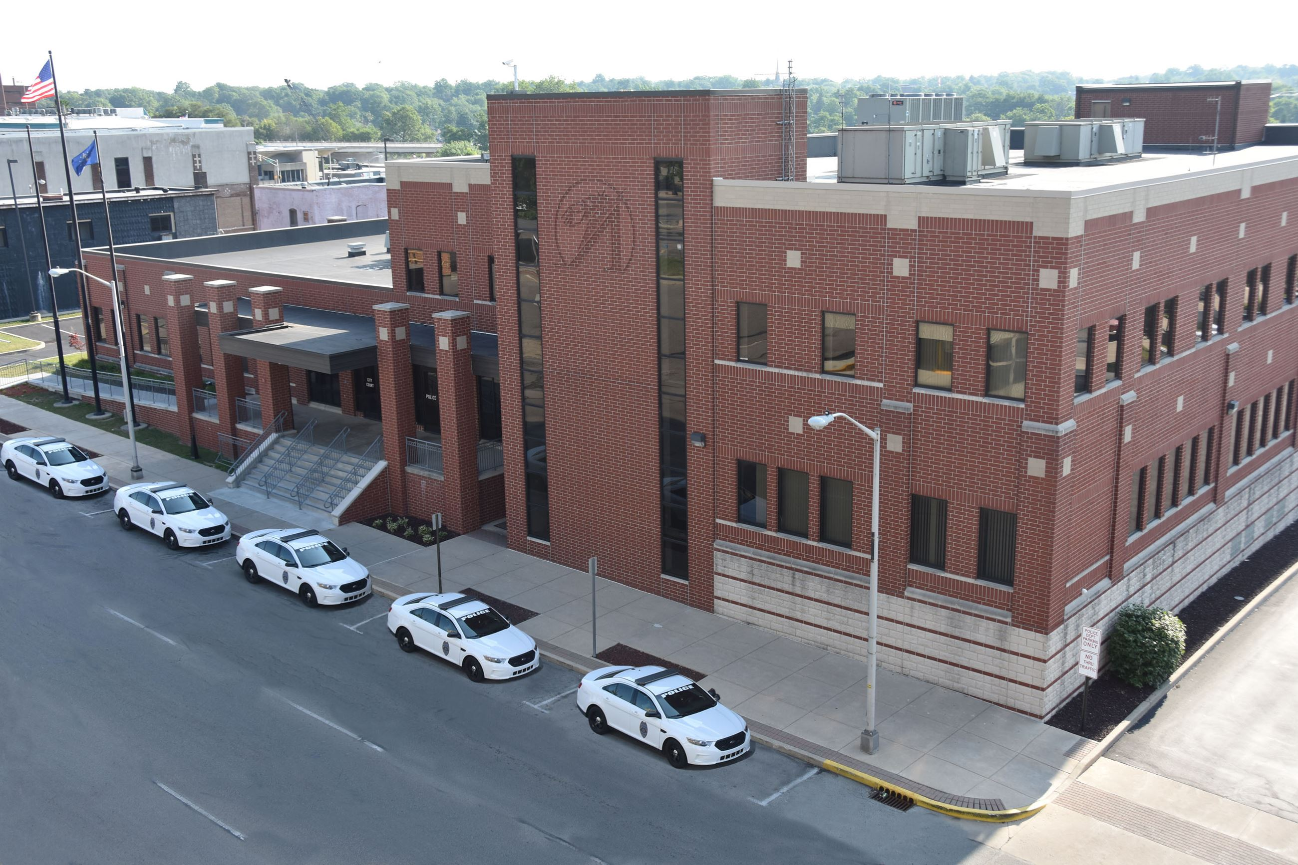 APD Cars building front