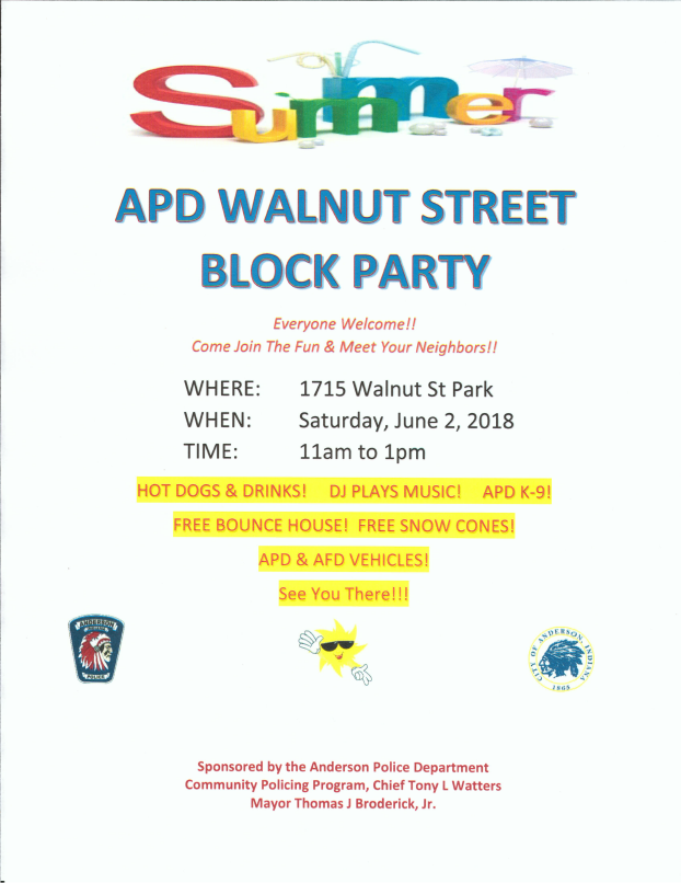 APD Block Party