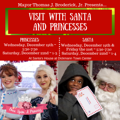 Visit with Santa and Princesses (6)