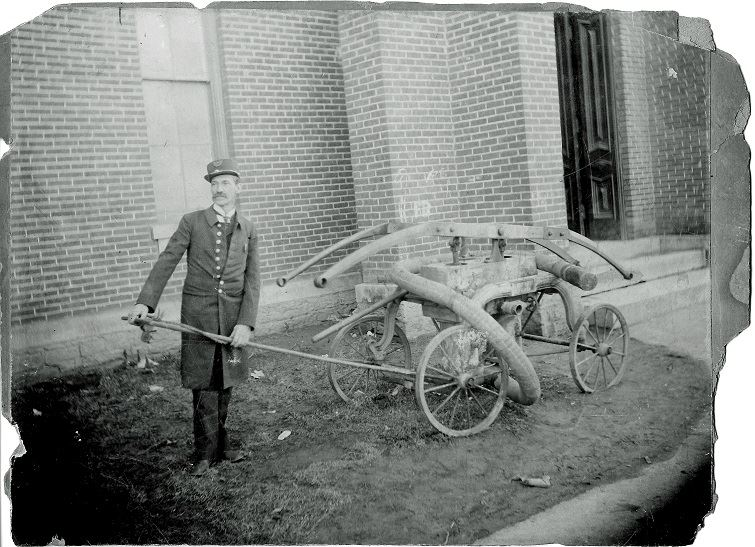 fire pump late 1800s